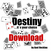 Destiny - It´s your choice - Download V1 video explanation and performance rights