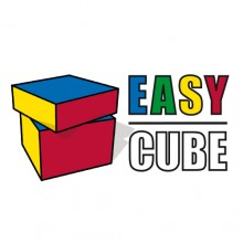 Easy Cube by Axel Hecklau, 2 cubes, gimmick, instructions and performance rights
