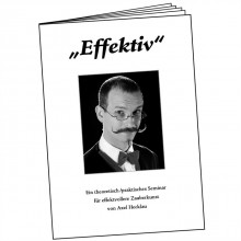 Lecture Note Effektiv German