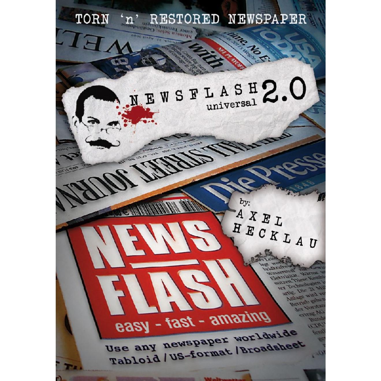 Bildergebnis für Newsflash 2.0 by Axel Hecklau